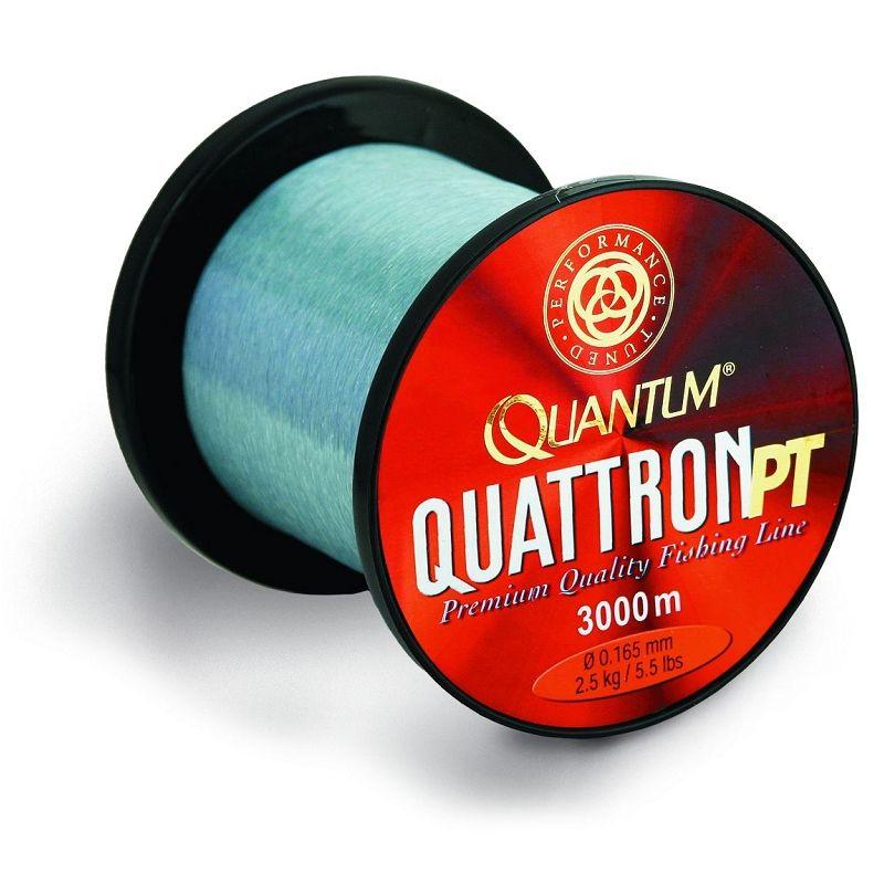 Quantum Quattron PT 3000m transparent (Monofile)