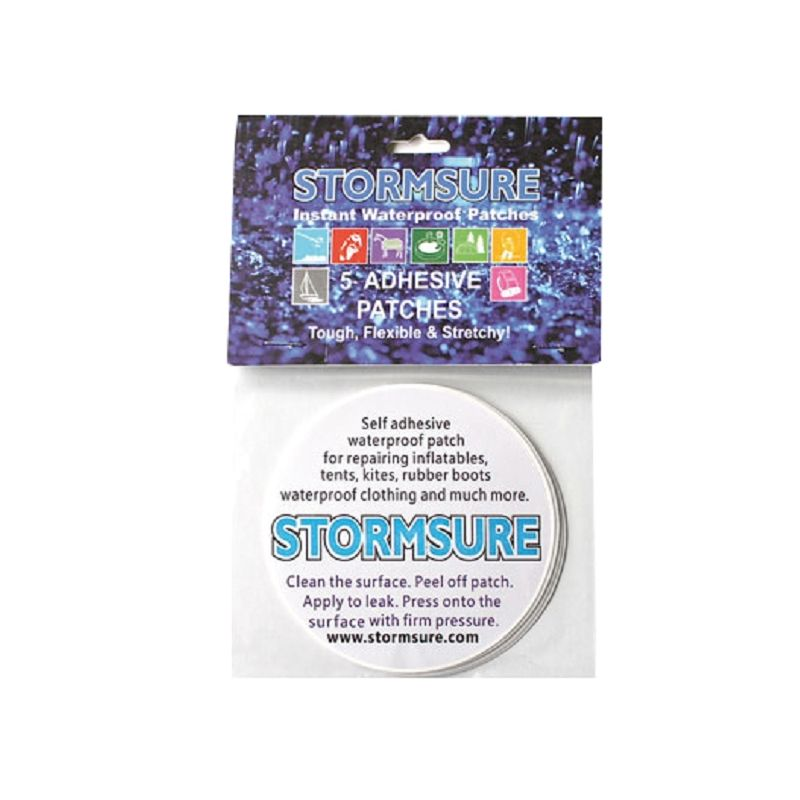 Stormsure Adhesive Patches (Bekleidung)
