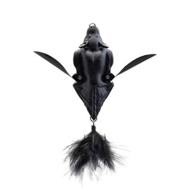 12.5 cm Black