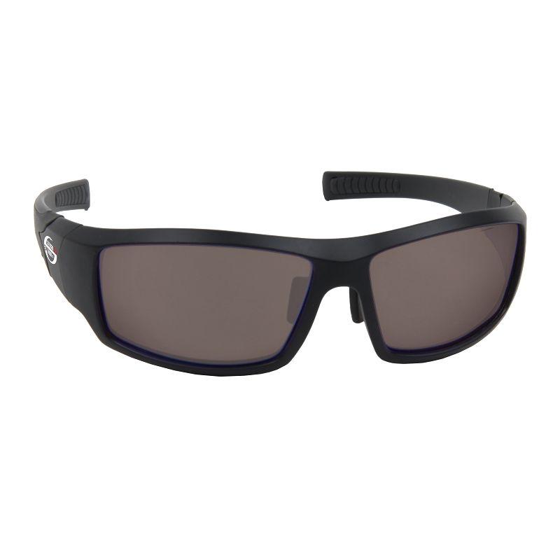 Polarisationsbrille mit grauem Glas