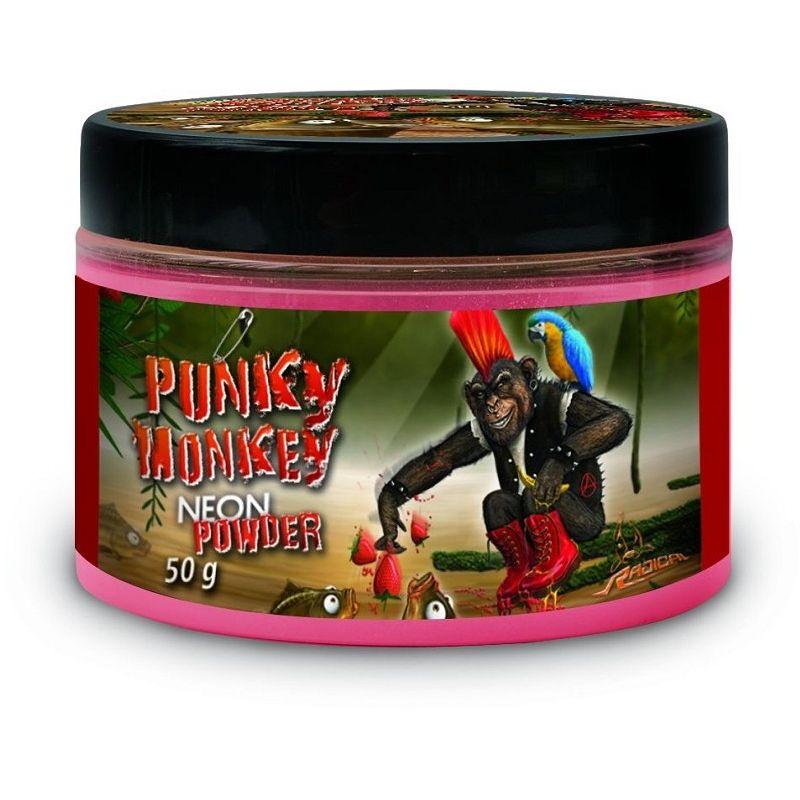 Radical Punky Monkey Neon Powder (Grundfutter)