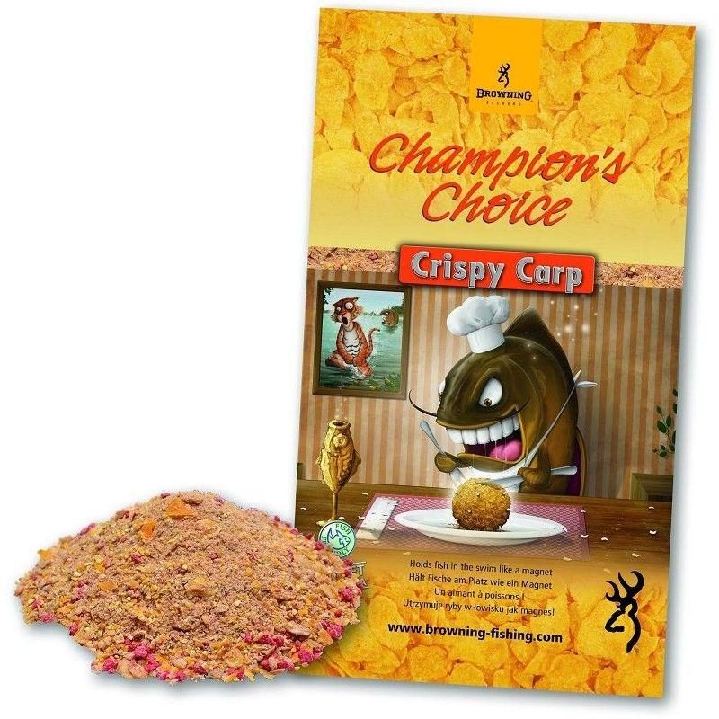 Browning Grundfutter Crispy Carp (Grundfutter)