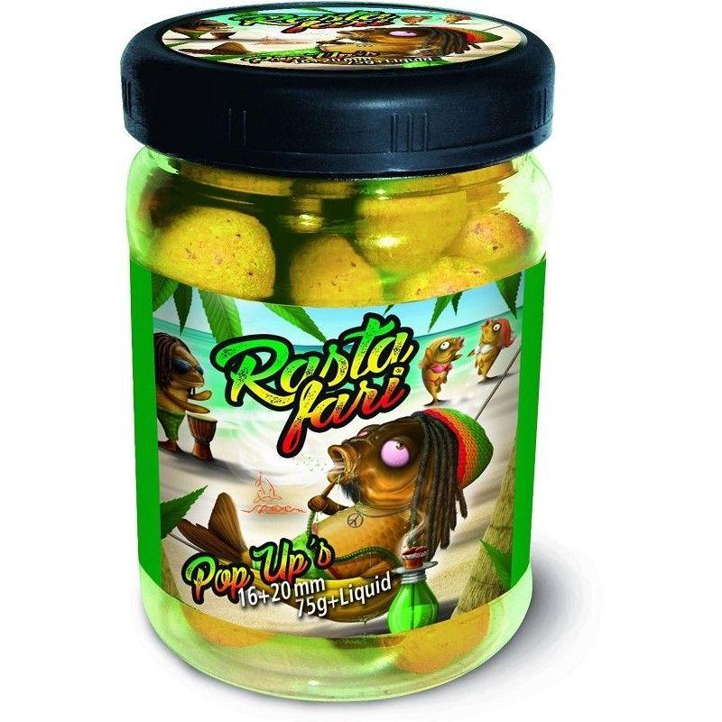 Radical Rastafari Pop Ups (Boilie)