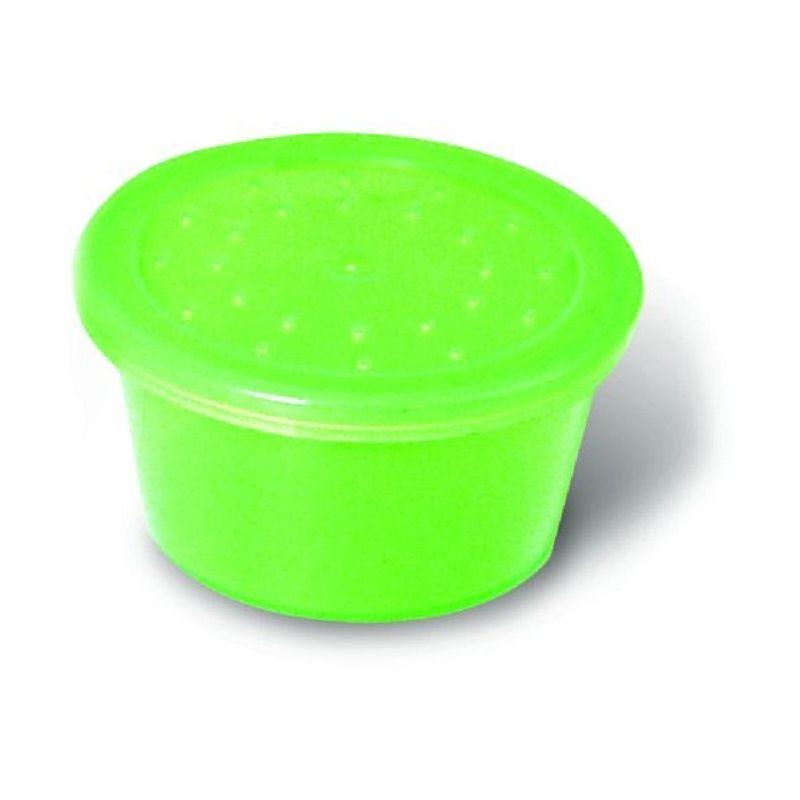 Köderdose grün 35mm Ø70mm
