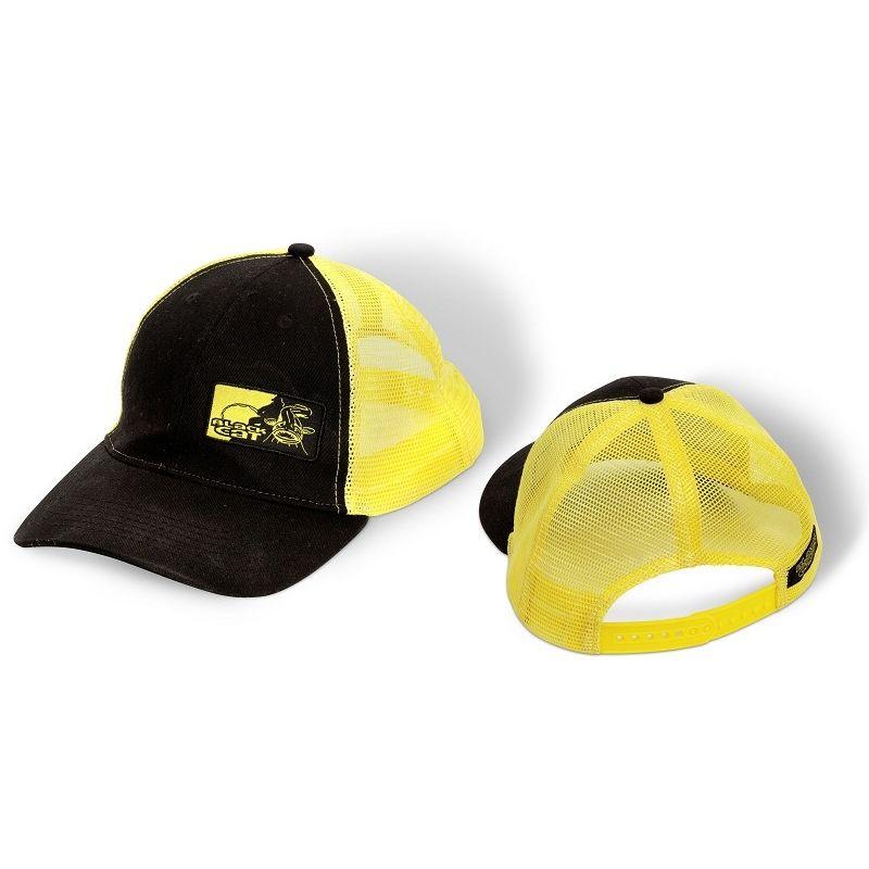 Black Cat Trucker Cap (Cap)