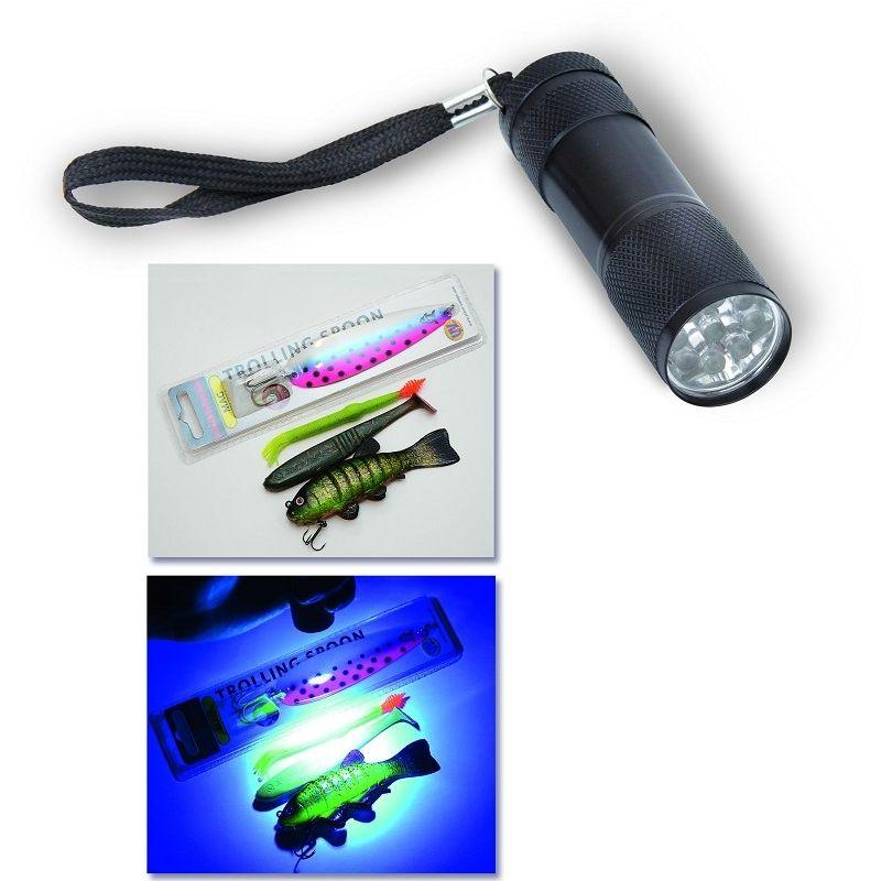 Quantum UV-Taschenlampe