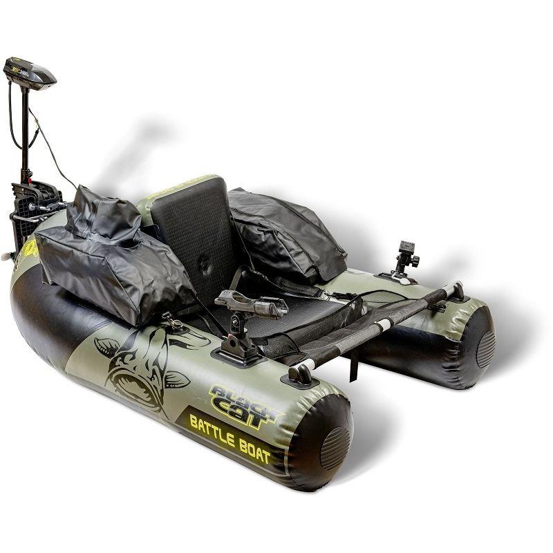 Black Cat Battle Boat Set